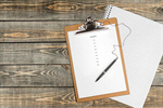 Сlipart Checklist Organization criteria Clipboard Scrutiny   BillionPhotos