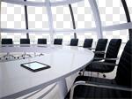 Сlipart Convention Center Business Meeting Presentation Domestic Room 3d cut out BillionPhotos