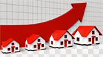 Сlipart House Real Estate Residential Structure Loan Investment 3d cut out BillionPhotos
