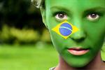 Сlipart Human Face Brazilian Flag Green Teenager Happiness   BillionPhotos