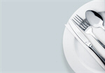 Сlipart Dishware Plate Place Setting Silverware Fork   BillionPhotos