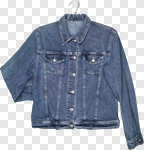 Сlipart Clothing Jacket Hanger Denim Jacket Shirt photo cut out BillionPhotos