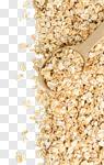 Сlipart oat oatmeal background closeup isolated photo cut out BillionPhotos