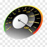 Сlipart Speedometer Speed Car Gauge Vector vector cut out BillionPhotos
