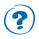 Сlipart question question mark discussions mark ask vector icon cut out BillionPhotos