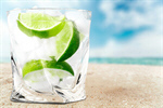 Сlipart gin tonic vodka lime ice   BillionPhotos