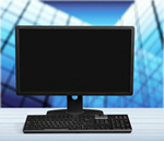 Сlipart Computer Computer Monitor PC Computer Keyboard Visual Screen   BillionPhotos