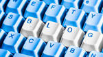 Сlipart Computer Keyboard Editor Writing Blue Computer Key photo  BillionPhotos