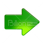 Сlipart Arrow Arrow Sign Right Direction Interface Icons vector icon cut out BillionPhotos