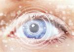 Сlipart digital eye cataract laser closeup view   BillionPhotos
