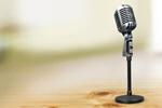 Сlipart microphone announcement interview mic conference   BillionPhotos
