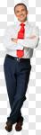 Сlipart Men Businessman Leaning Standing Business photo cut out BillionPhotos