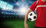 Сlipart soccer ball jersey isolated midsection   BillionPhotos