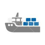 Сlipart Nautical Vessel Passenger Ship Ship Cruise Travel vector icon cut out BillionPhotos