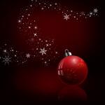 Сlipart Christmas Backgrounds Christmas Ornament Snow Abstract vector  BillionPhotos