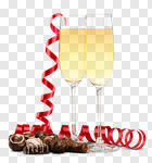 Сlipart Champagne Chocolate Chocolate Candy Wine Champagne Flute photo cut out BillionPhotos