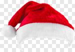 Сlipart Santa Hat Christmas Hat Cap Isolated photo cut out BillionPhotos