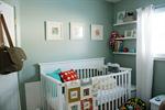 Сlipart Child Bedroom Domestic Room Crib Inside Of photo  BillionPhotos