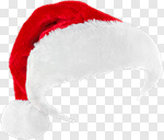 Сlipart Santa Hat Christmas Hat Cap Isolated photo cut out BillionPhotos
