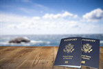 Сlipart Passport USA Travel ID Card Coat Of Arms   BillionPhotos