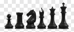 Сlipart Chess Chess Piece Chess Pawn White Chess Rook 3d cut out BillionPhotos