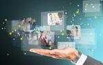 Сlipart video watching tv demand screens   BillionPhotos