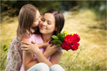 Сlipart mother flower daughter tulips mom   BillionPhotos