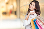 Сlipart shopping retail bags girls latin   BillionPhotos