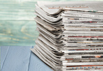 Сlipart Newspaper Journalist Backgrounds articles White   BillionPhotos