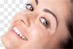 Сlipart Human Teeth Smiling Close To Moving Up whitening photo cut out BillionPhotos
