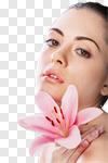 Сlipart Beauty Women Human Face Beautiful Flower photo cut out BillionPhotos