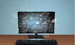 Сlipart Computer Computer Monitor PC Computer Keyboard Visual Screen   BillionPhotos
