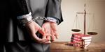 Сlipart Handcuffs Arrest White Collar Crime Business Bribing   BillionPhotos