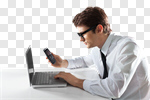 Сlipart hacker antivirus research business internet photo cut out BillionPhotos