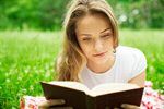 Сlipart Reading Book Child Women Teenager photo  BillionPhotos