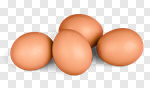 Сlipart egg white chicken isolated heap photo cut out BillionPhotos