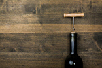 Сlipart wine cork wood corkscrew closeup photo  BillionPhotos