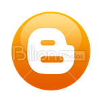 Сlipart Blogger blogger.com blogger icon sharing blogger favicon vector icon cut out BillionPhotos