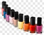 Сlipart Nail Polish Manicure Nail Salon Cosmetics Make-up photo cut out BillionPhotos