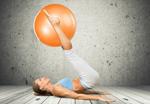 Сlipart Pilates Fitness Ball Yoga Exercising Ball   BillionPhotos