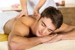 Сlipart Massaging Men Spa Treatment Health Spa Male photo  BillionPhotos