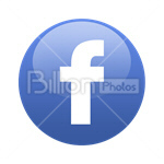 Сlipart facebook facebook icon social network social icon facebook link vector icon cut out BillionPhotos