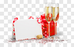 Сlipart New Year's Eve Champagne 2012 New Year's Day Toast photo cut out BillionPhotos