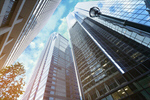 Сlipart real building buildings backgrounds blue photo  BillionPhotos
