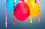 Сlipart Balloons Celebration Anniversary Streamer Party   BillionPhotos