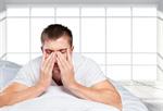 Сlipart sleeping insomnia men bed problems   BillionPhotos
