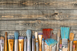 Сlipart paintbrushes paintings artistic artist art   BillionPhotos