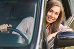 Сlipart Car Insurance Driving Women Teenager photo  BillionPhotos