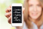 Сlipart phone hand holding cell smart   BillionPhotos