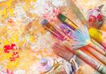Сlipart brush paint artistic artist watercolor   BillionPhotos